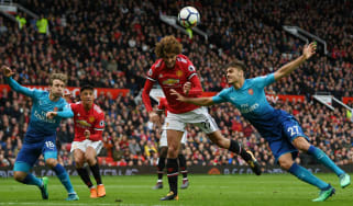 Arsenal transfer news Marouane Fellaini