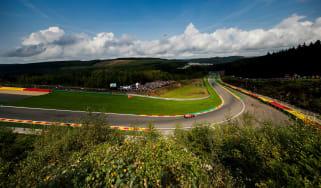 Spa Fracorchamps Belgian Grand Prix