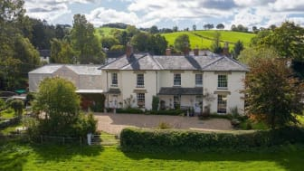 The Old Rectory, Llandyssil, Montgomery, Powys