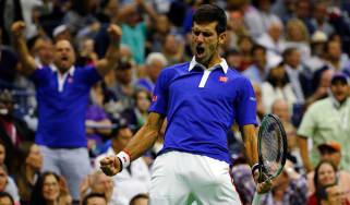 Novak Djokovic US Open