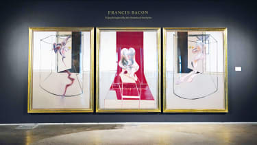 Francis Bacon's Triptych Inspired by the Oresteia of Aeschylus at Sotheby's