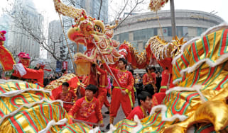 Dragon celebrations