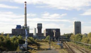 CSM Coal mine
