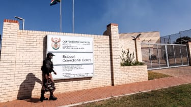 A general view of the Estcourt Correctional Centre