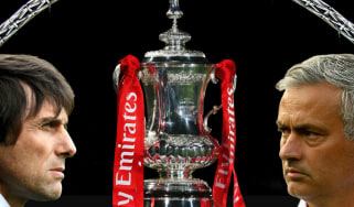 Chelsea are the current holders of The FA Cup