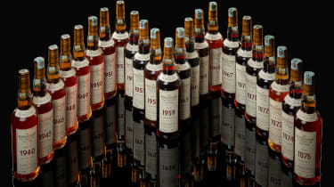 The Macallan Fine & Rare Collection