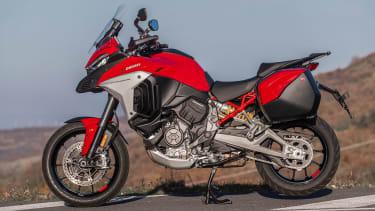 Ducati Multistrada V4 © Ducati