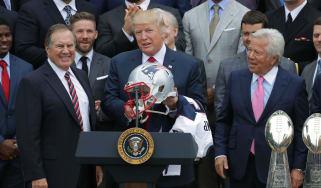 Donald Trump NFL