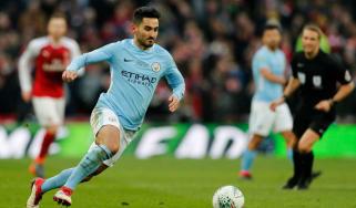 Ilkay Gundogan Man City transfer news
