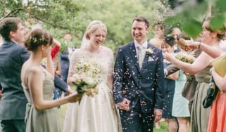 The UK's wedding industry was worth £14bn in 2019