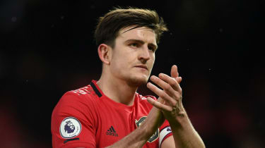 Manchester United and England defender Harry Maguire