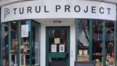Turul Project: Hungarian fine dining a stone's throw from Turnpike Lane station