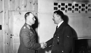 Erwin Rommel, Adolf Hitler, Nazi