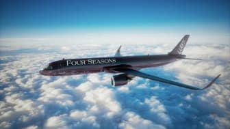African Wonders trip on the Four Seasons Private Jet