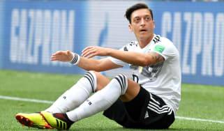 Mesut Ozil Germany 2018 World Cup