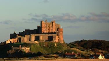 Northumberland's Bamburgh Castle