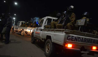 Security forces respond to 'terror attack' in Burkina Faso