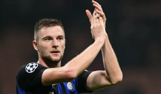 Inter Milan and Slovakia defender Milan Skriniar is a target for Chelsea and Manchester United