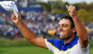 Francesco Molinari Team Europe 2018 Ryder Cup