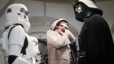 Star Wars stormtrooper Darth Vader