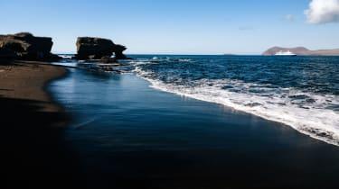 Galapagos Islands cruise on Santa Cruz II