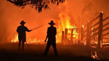 Devastating bushfires are raging across Australia