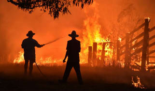 Devastating bushfires are raging across Australia
