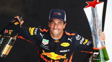 Daniel Ricciardo F1 Chinese Grand Prix