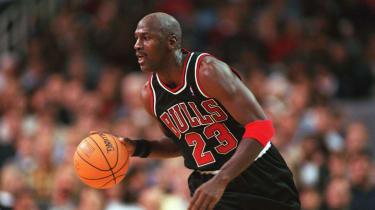 Michael Jordan Chicago Bulls basketball NBA