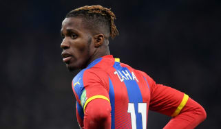 Crystal Palace forward Wilfried Zaha plays international football for the Ivory Coast