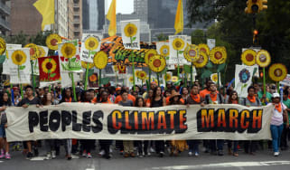 New York, People's Climate March