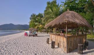 Sierra Leone beach