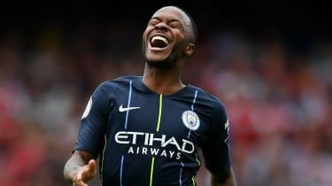 Raheem Sterling Real Madrid transfer news Man City