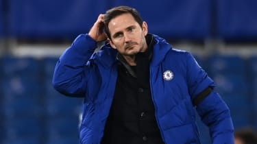 Frank Lampard has lost his job as head coach of Chelsea