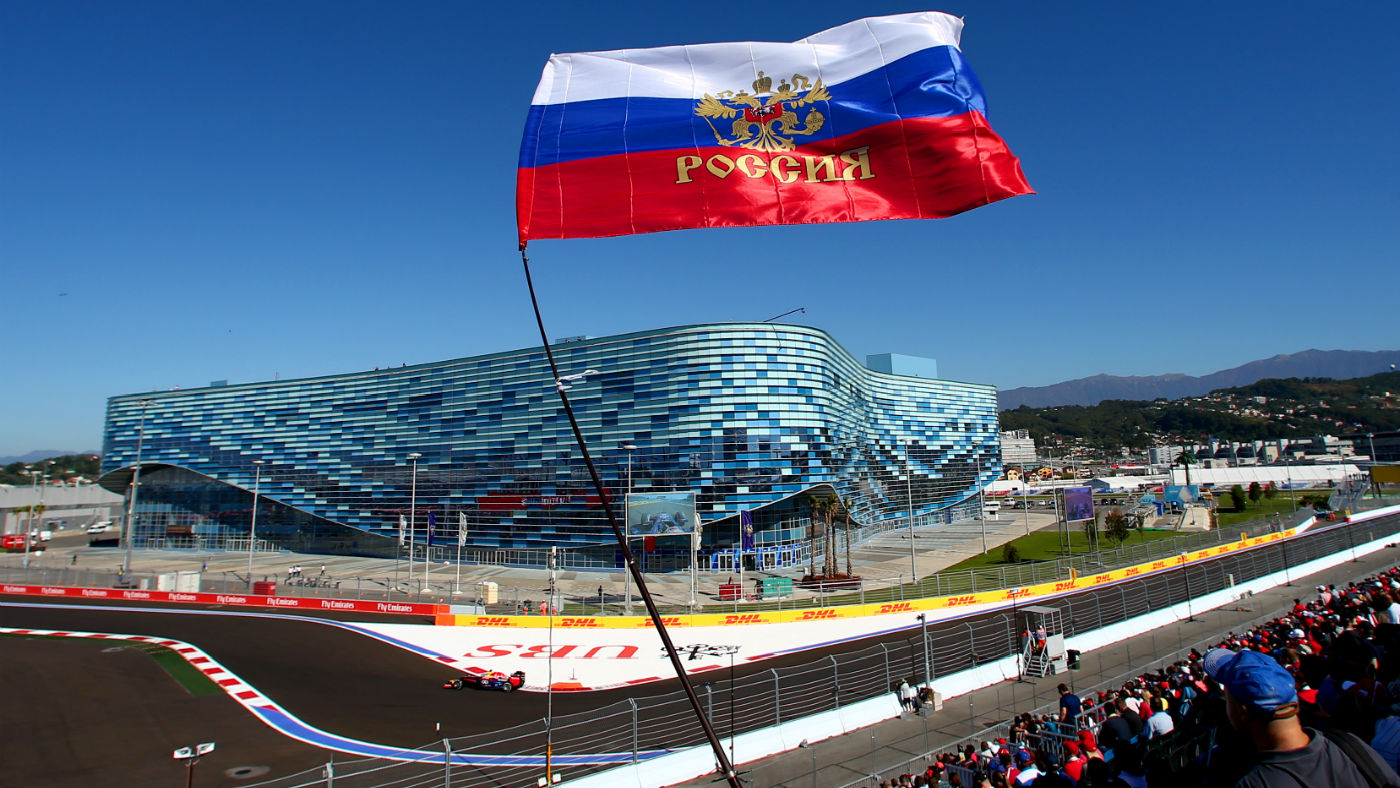 F1 Russian GP: practice, qualifying, race start time, circuit guide,  betting odds and TV | The Week UK