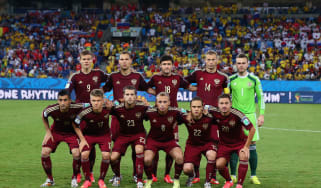 Russia 2014 World Cup
