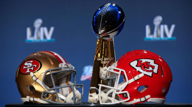 San Francisco 49ers play Kansas City Chiefs in Super Bowl LIV