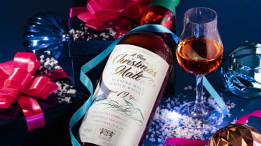 A Fine Christmas Malt by The Whisky Exchange