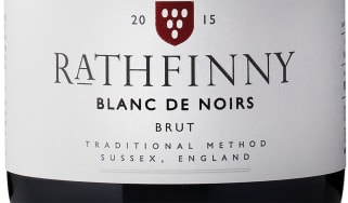 2015 Rathfinny, Blanc de Noirs Brut, Sussex, England