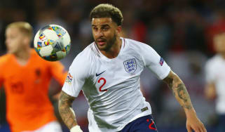Manchester City defender Kyle Walker has been left out of the latest England squad