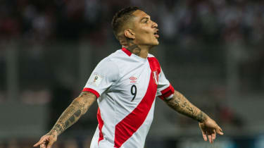 Paolo Guerrero Peru 2018 World Cup drugs ban