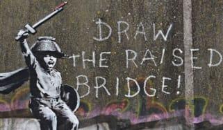 Banksy Hull