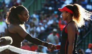 US Open women's final Serena Williams vs. Naomi Osaka