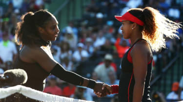US Open women's final Serena Williams vs. Naomi Osaka