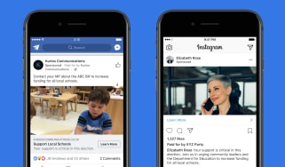 Facebook transparency ads
