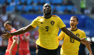 Belgium striker Romelu Lukaku is set to join Inter Milan from Manchester United