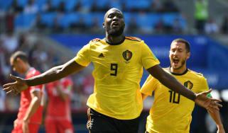 Belgium striker Romelu Lukaku is set to join Inter Milan from Manchester United