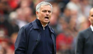 Mourinho Man Utd