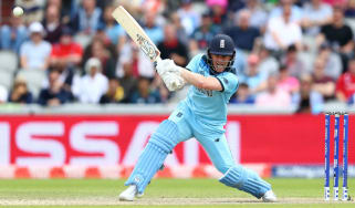 England captain Eoin Morgan was in majestic form against Afghanistan at Old Trafford