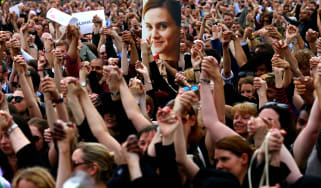Mourners remember murdered Labour MP Jo Cox